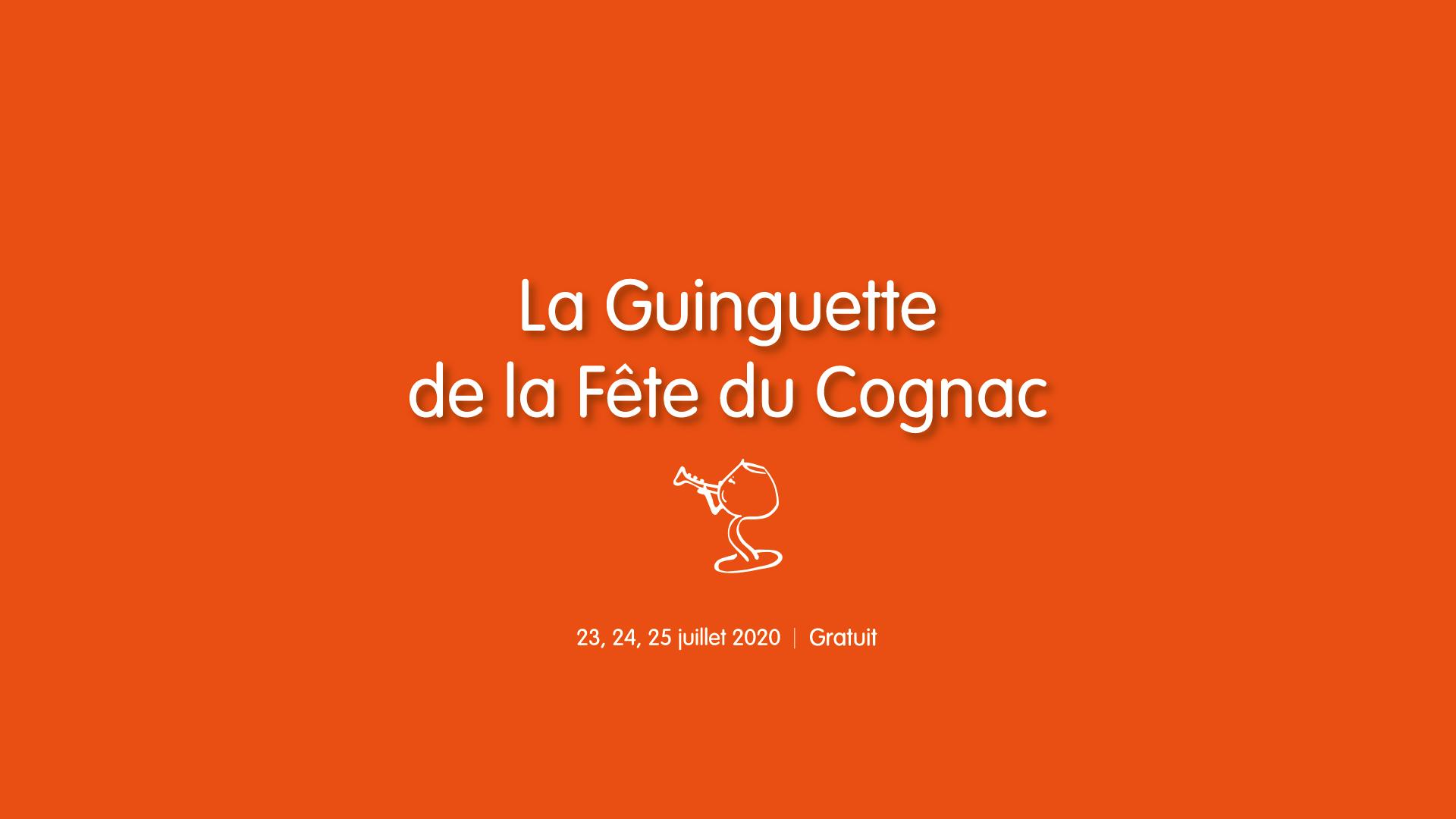 Guinguette de la Fête du Cognac